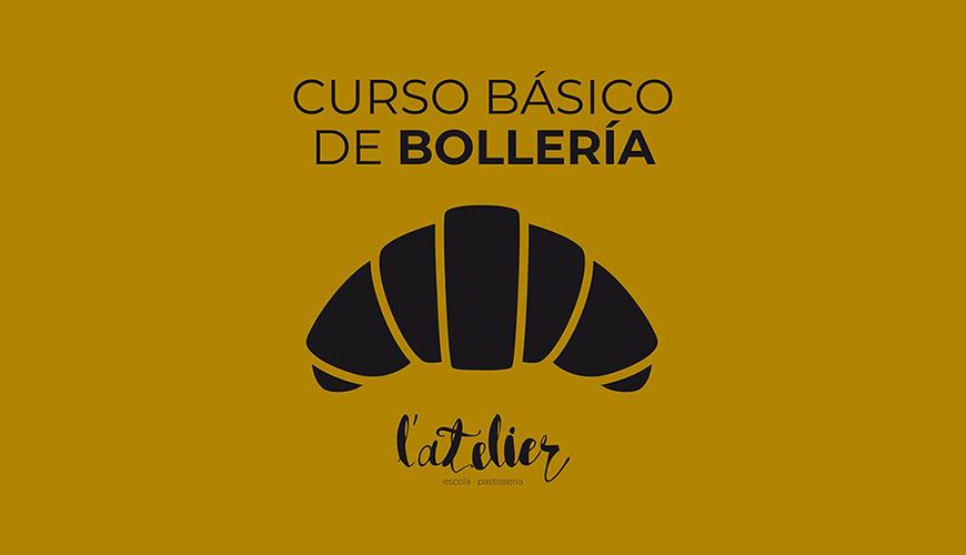 L' Atelier Barcelona, escuela de pastelería. Curso
