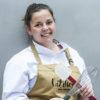 L' Atelier Barcelona, escuela y pastelería. Stagier, alumna en prácticas
