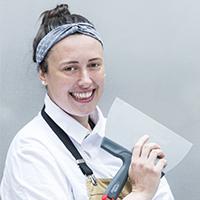 L' Atelier Barcelona, escuela y pastelería. Ester Roelas