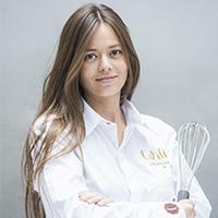 L' Atelier Barcelona, escuela y pastelería. Ximena Pastor