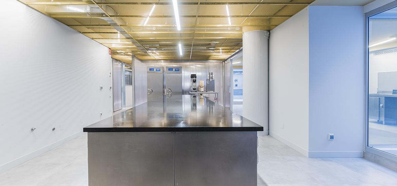 L' Atelier Barcelona, escuela y pastelería. Aula, curso, alquiler