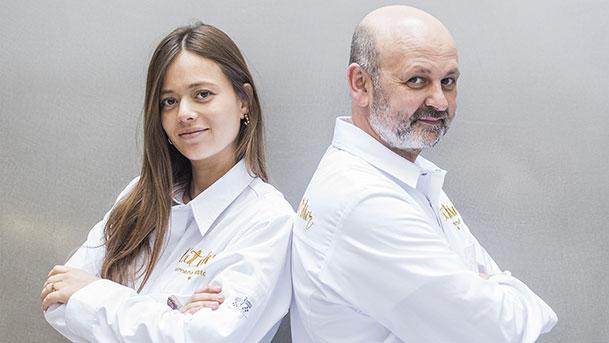 L'Atelier Barcelona, Ximena Pastor, Eric Ortuño