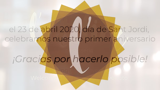 primer aniversario de l'Atelier Barcelona