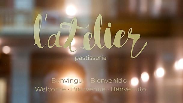 bienvenido a l'atelier Barcelona