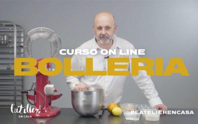 CURSO DE BOLLERÍA